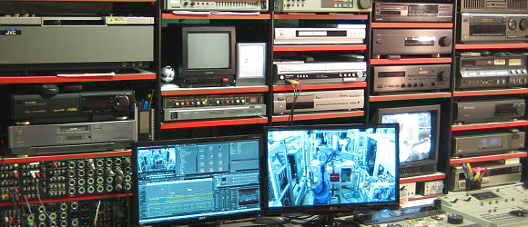 Video Produktion und Bearbeitung, Studio