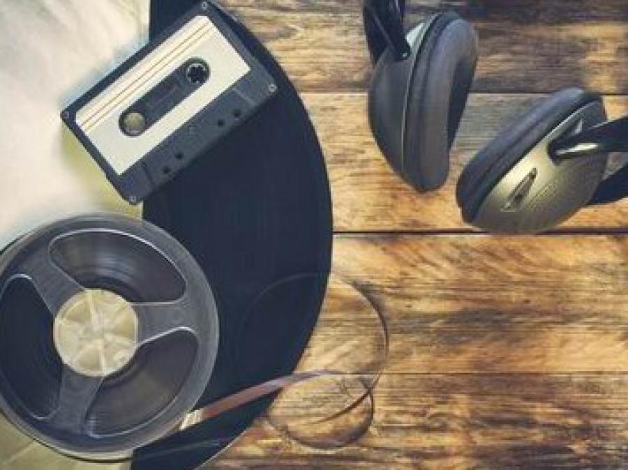 Digitalisierung von Tonband und Audiokassetten