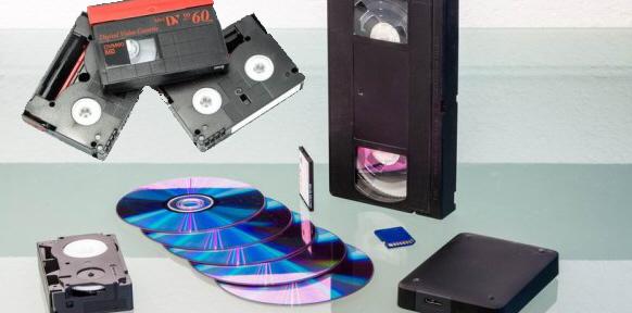 Video Überspielung Digitalisierung