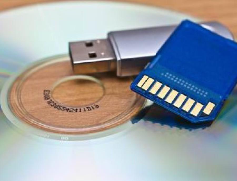 Digitale Datenspeicher für Video