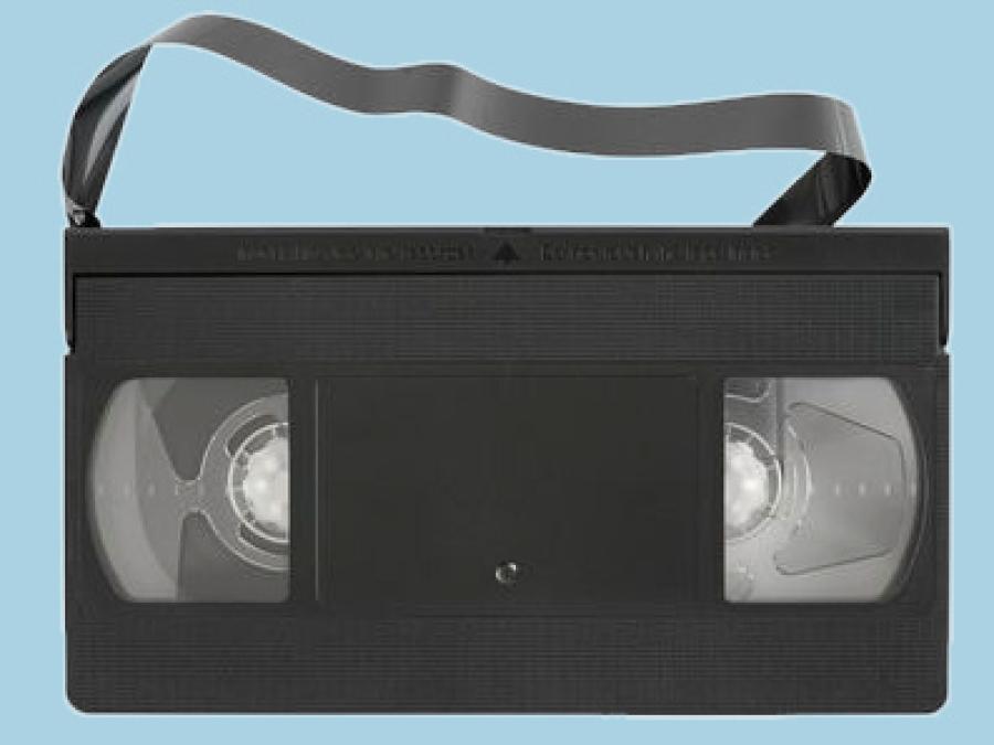 Videokassetten Reparatur
