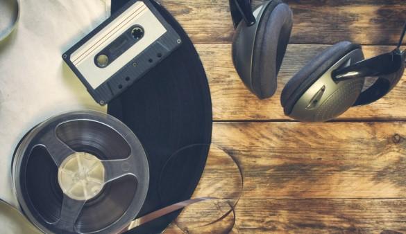 Audio Digitalisierung von Tonkassetten und Tonband